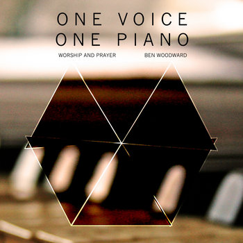 One Voice, One Piano | Worship and Prayer cover art