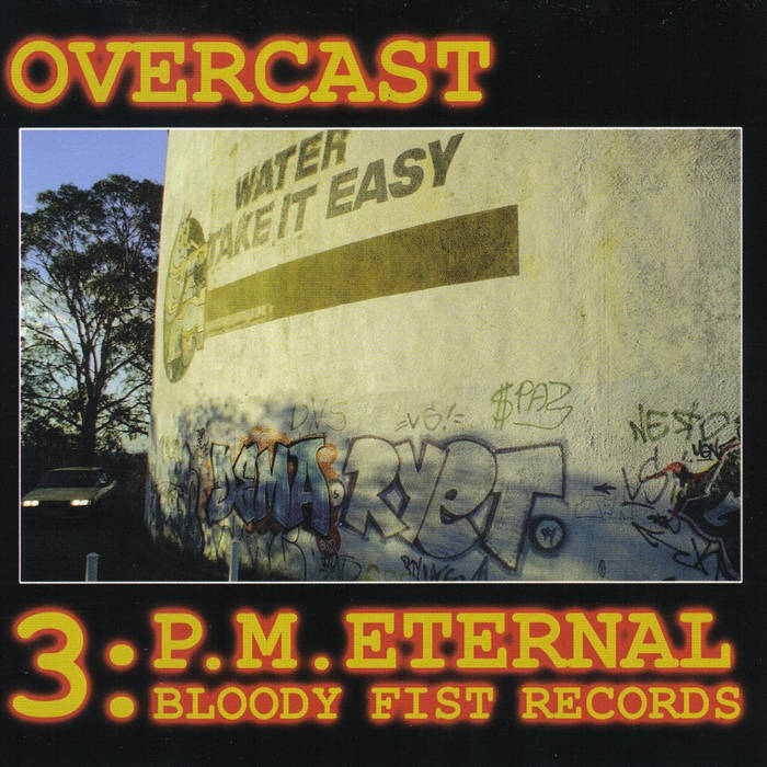 FIST33 / FISTCD05 - 3:P.M. Eternal (2004) cover art