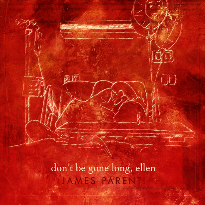 Don't Be Gone Long, Ellen cover art