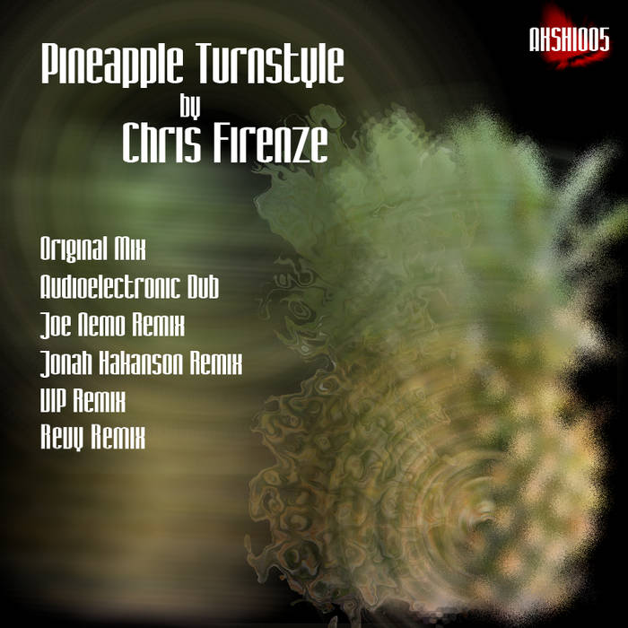 Pineapple Turnstyle cover art