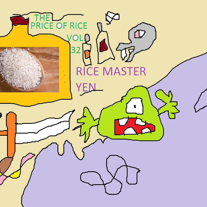 THE PRICE OF RICE VOL. 32 cover art