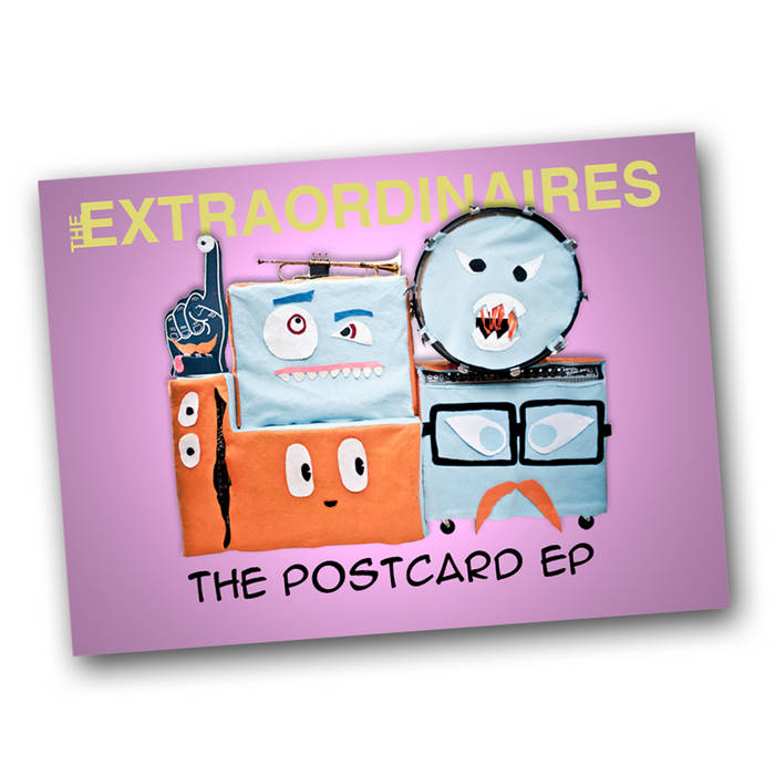 The Postcard EP [2010] cover art