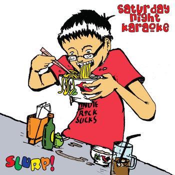 SLURP! cover art
