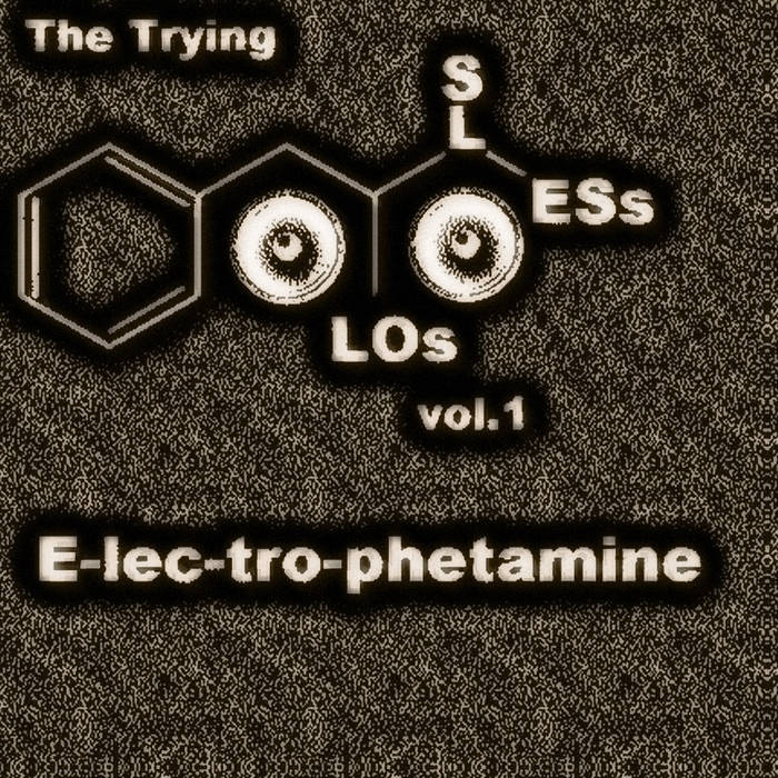LossLess vol. 1: Electrophetamine cover art