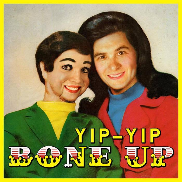 Bone Up cover art