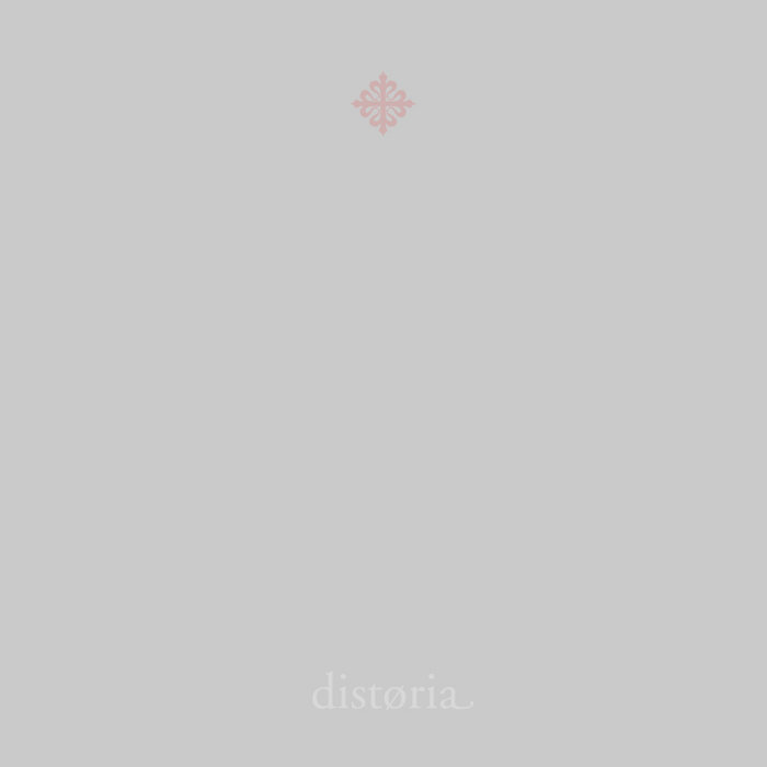 Distøria EP cover art