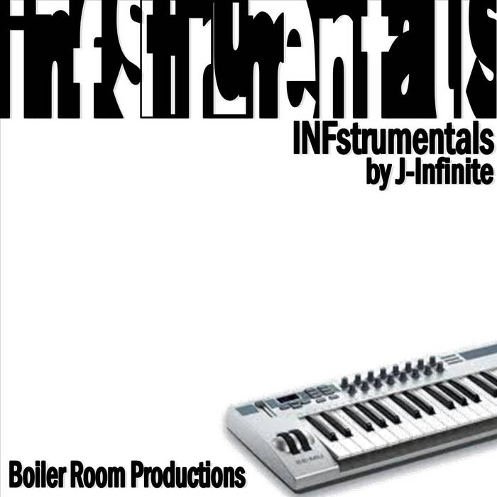 INFstrumentals cover art