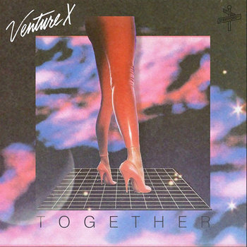 VentureX | Together cover art
