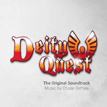 Deity Quest Original Soundtrack cover art