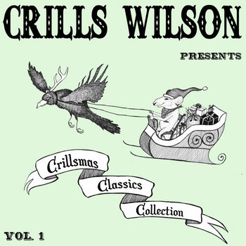 Crillsmas Classics Collection Vol. 1 cover art