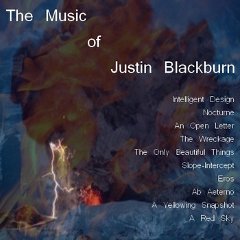 The Music of Justin Blackburn cover art