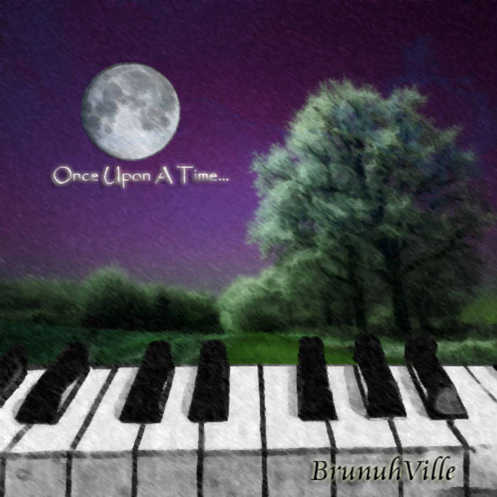 Once Upon A Time... cover art