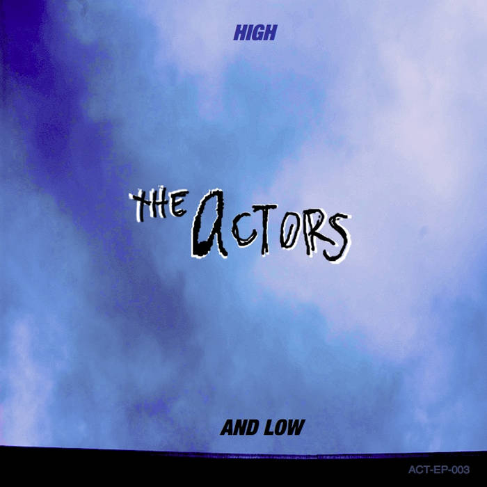 High and Low [EP] cover art