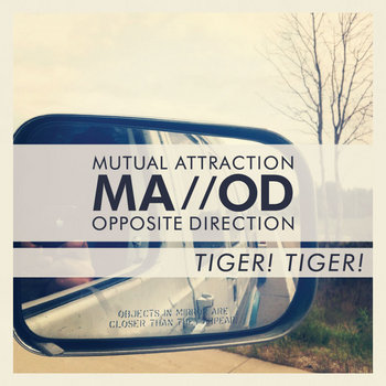 Mutual Attraction//Opposite Direction cover art