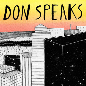 Don Speaks cover art