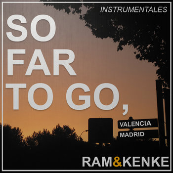So far to go - Instrumentales cover art