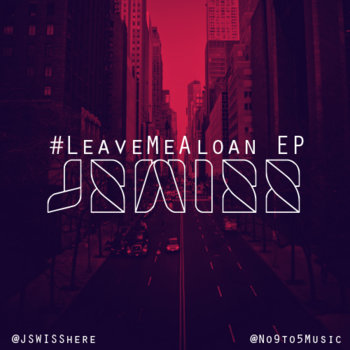#LeaveMeALoan EP cover art