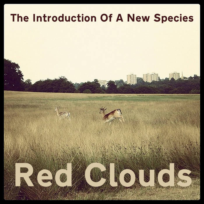 The Introduction Of A New Species cover art