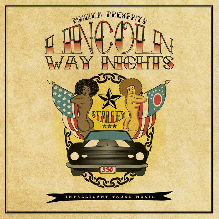 Lincoln Way Nights (Intelligent Trunk Music) cover art