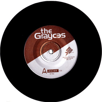 The Grayces Debut Vinyl EP 2010