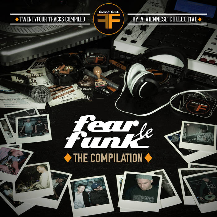 Fear le Funk - The Compilation cover art