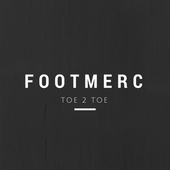 TOE 2 TOE EP cover art