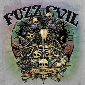 Fuzz Evil/Chiefs 7'' cover art