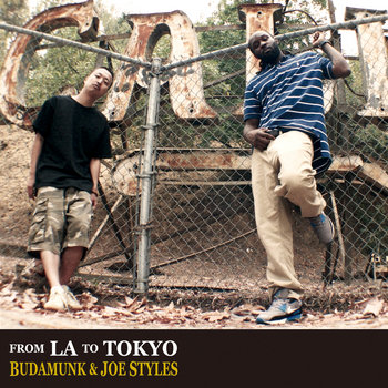 From LA To Tokyo cover art