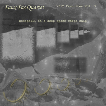 MflT Favorites Vol. 3, Kokopelli in a deep space cargo ship. cover art