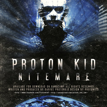 Proton Kid - NiteMare cover art