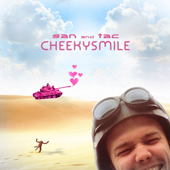 Cheeky Smile cover art