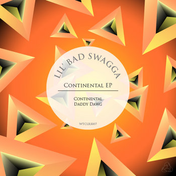 Continental EP cover art