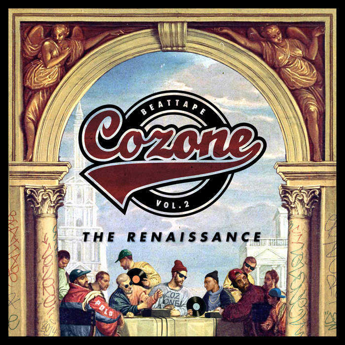 Beattape Vol. 2: The Renaissance cover art