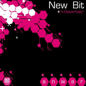 New Bit (a chiptune project) cover art