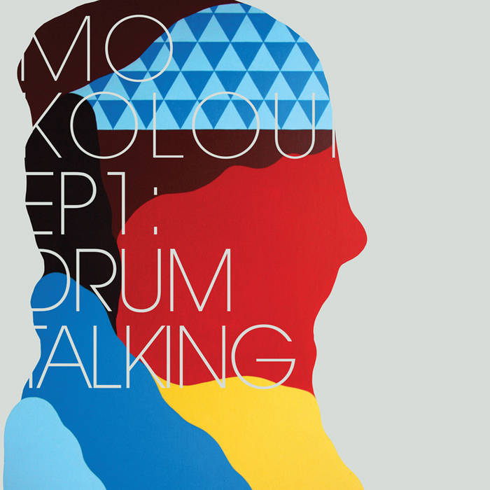 EP1: Drum Talking cover art