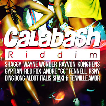 Calabash Riddim cover art