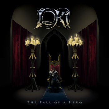 The Fall Of A Hero cover art