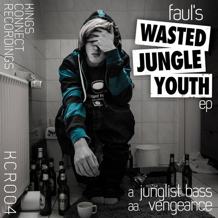 Wasted Jungle Youth EP cover art