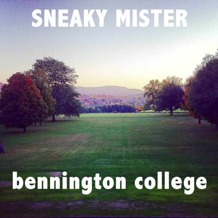Bennington College cover art