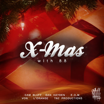 X-Mas With 88 Till Infinity cover art