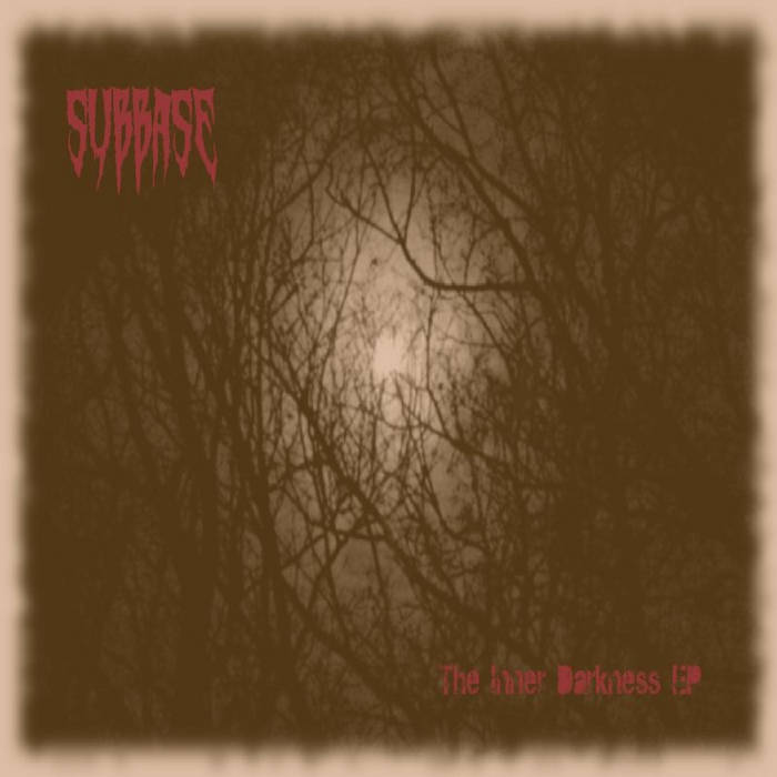 The Inner Darkness EP cover art