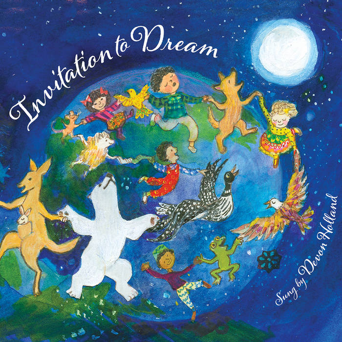 Invitation to Dream cover art