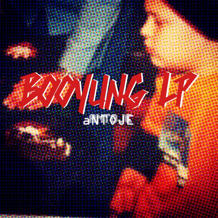 Booyung LP cover art