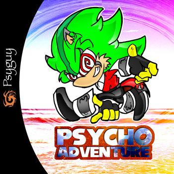 Psycho Adventure cover art