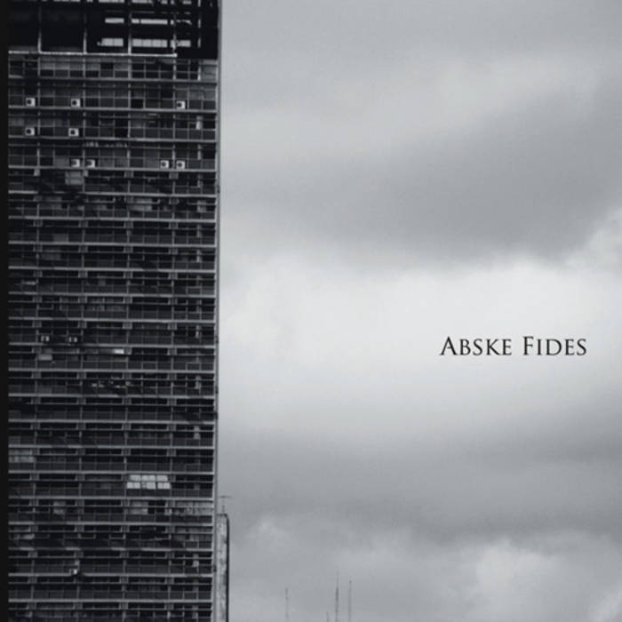 The Coldness Of Progress | Abske Fides