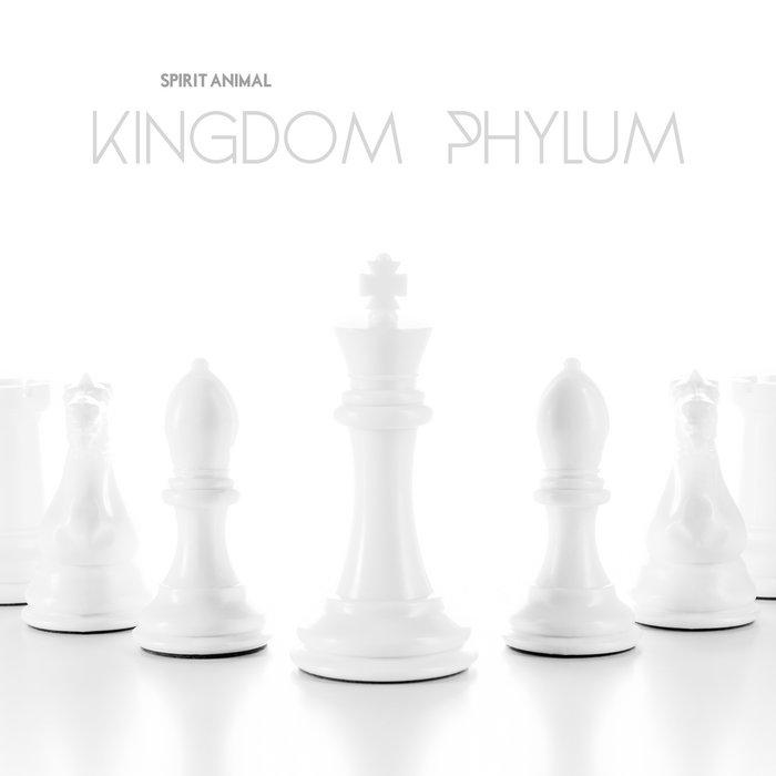 Kingdom Phylum cover art