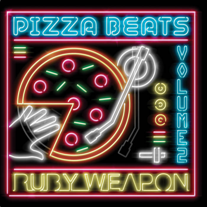 Pizza Beats: Volume 2 cover art