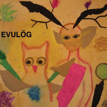 Evulög cover art
