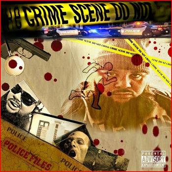 The Grime Scene cover art
