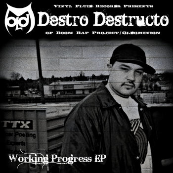 Working Progress EP cover art